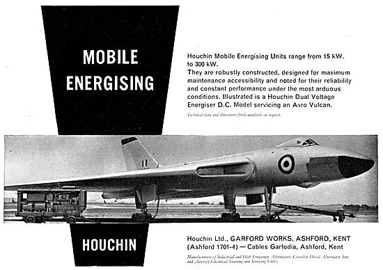 Houchin Ground Power Units GPU
