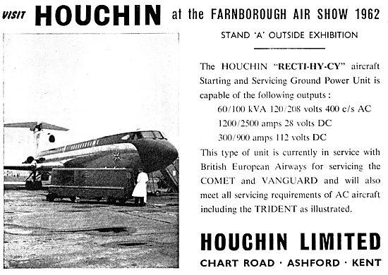 Houchin RECTI-HY-CY Ground Power Unit