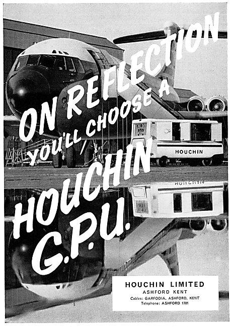 Houchin Ground Power Units