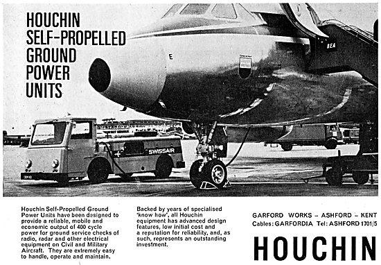 Houchin Ground Power Units - GPU