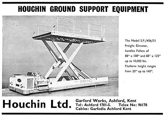 Houchin GPU's & Ground Support Equipment