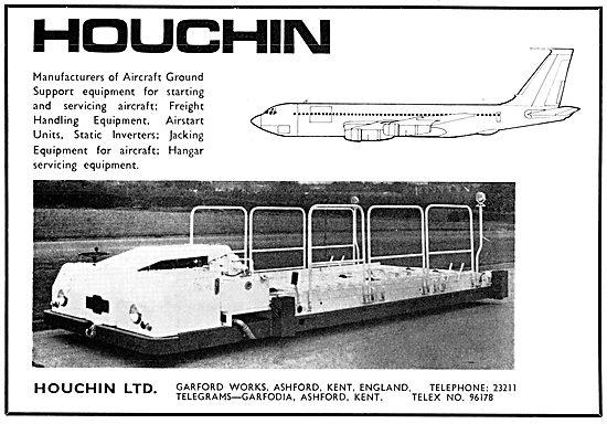Houchin GPU's & Ground Support Equipment 1968