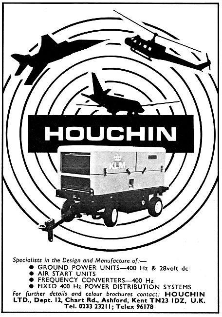 Houchin Ground Power Units - Houchin GPU