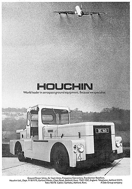 Houchin Ground Support Equipment - Houchin GPU