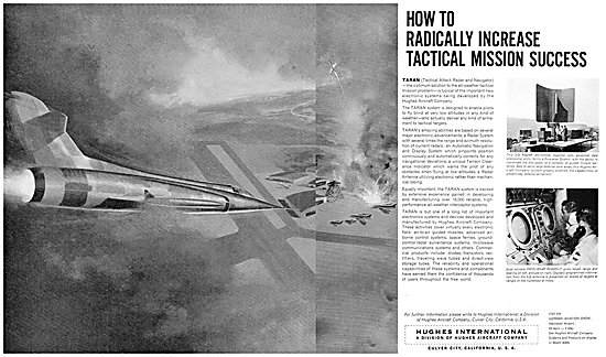 Hughes TARAN Tactical Attack Radar & Navigator