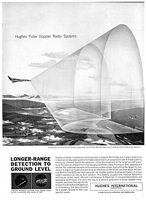 Hughes International - Pulse Doppler Radar