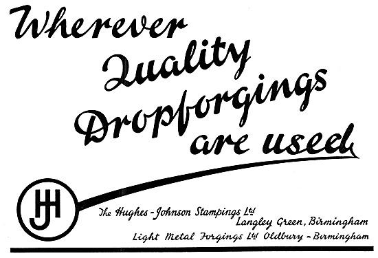 Hughes-Johnson Dropforgings