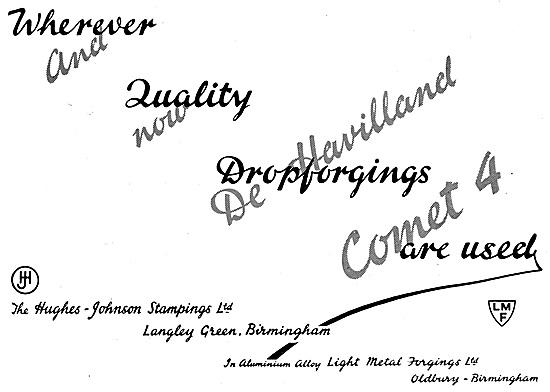 Hughes-Johnson Stampings & Drop Forgings