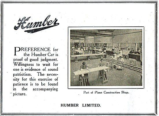 Humber Aircraft