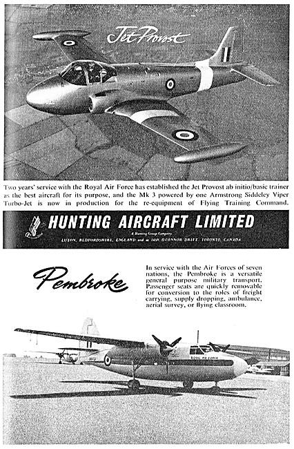 Hunting Pembroke - Hunting Jet Provost