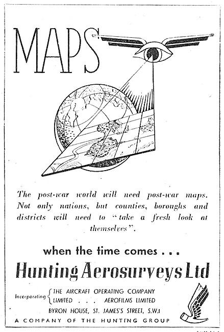 Hunting Aerosurveys