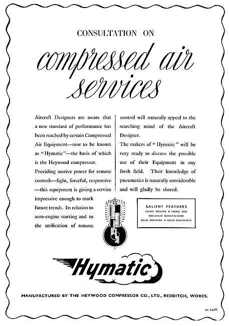 Hymatic Compressed Air Services