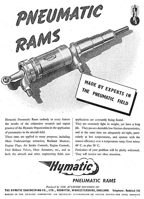 Hymatic Pneumatic Rams