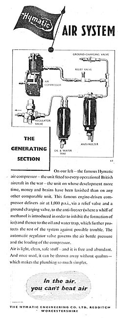 Hymatic Aircraft Air Systems