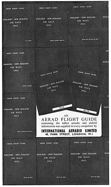 International Aeradio: IAL Aerad Flight Guide