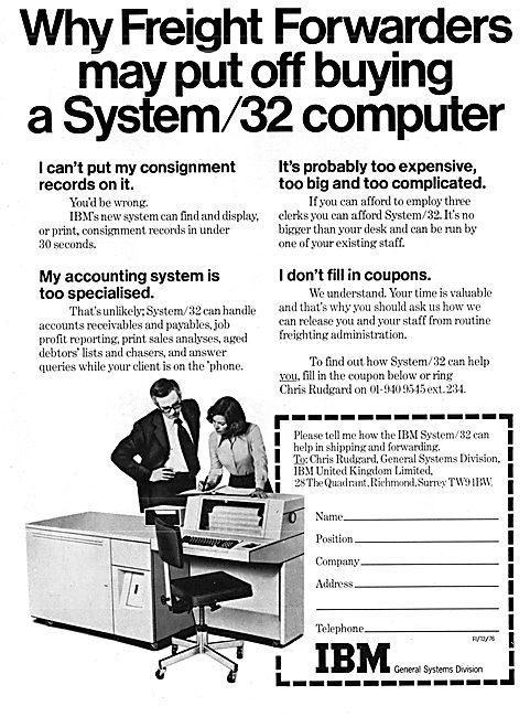 IBM System/32