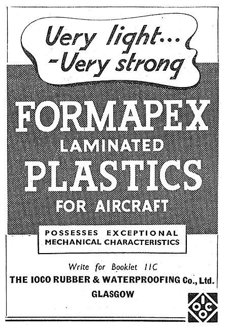 IOCO Formapex Laminated Plastics