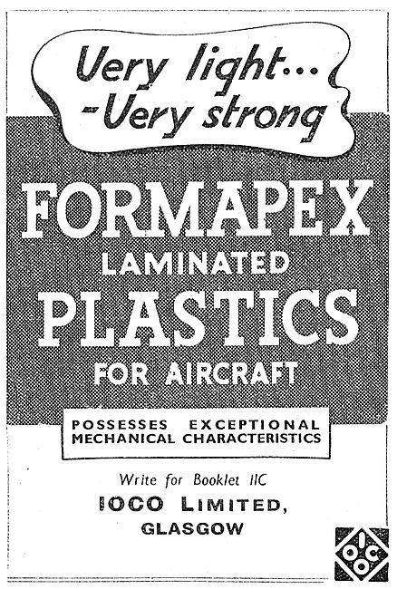IOCO Formapex Laminated Plastic