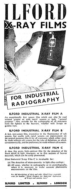 Ilford Industrial Radiography