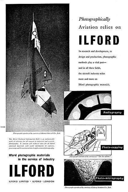 Ilford Photographic Materials - Film, Methods & Services