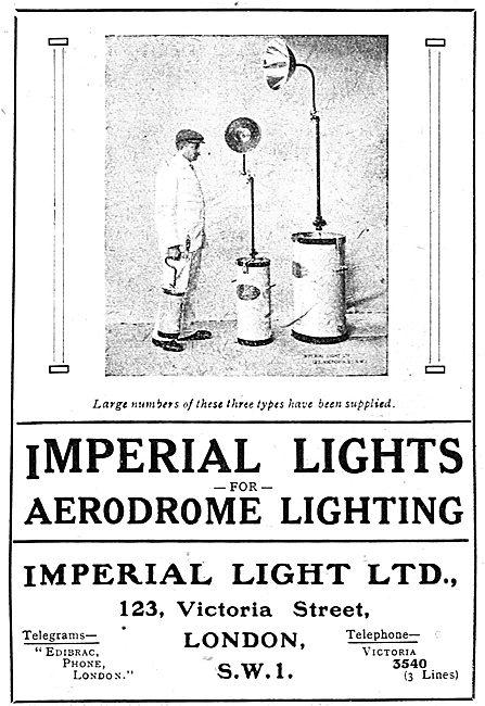Imperial Light - Aerodrome Night-Landing Lights