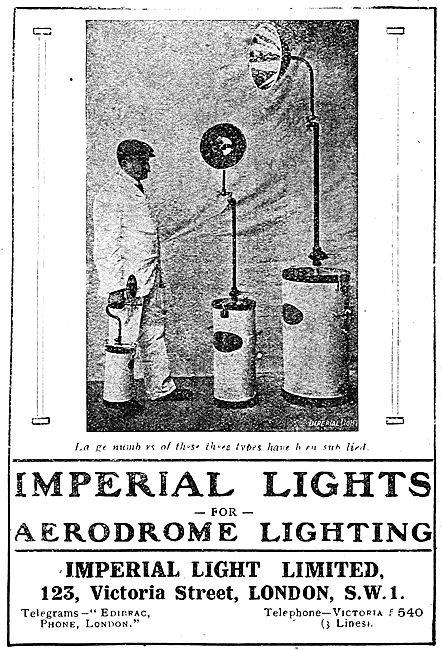 Imperial Light - Imperial Aerodrome Night-Landing Lights