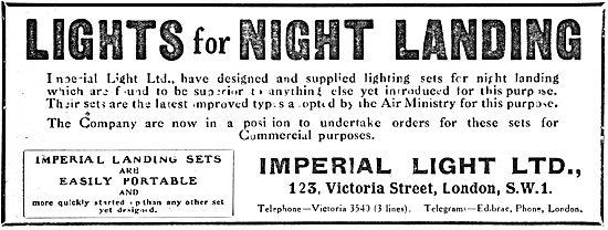 Imperial Light - Aerodrome Night-Lighting Sets