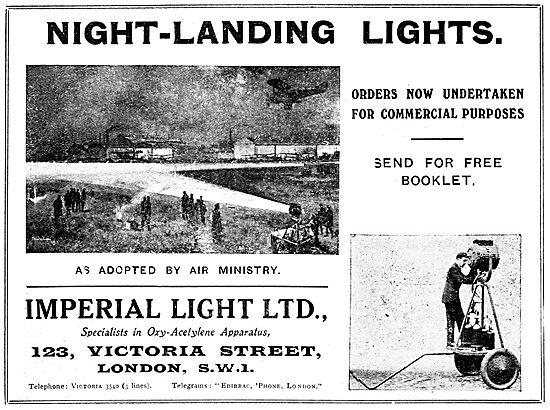 Imperial Light Ltd - Aerodrome Night-Landing Lights
