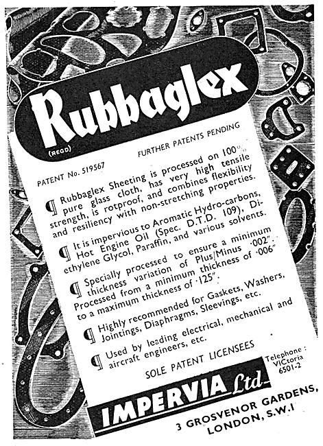 Impervia:Rubbaglex Sheeting