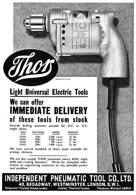 Thor Light Universal Electric Tools