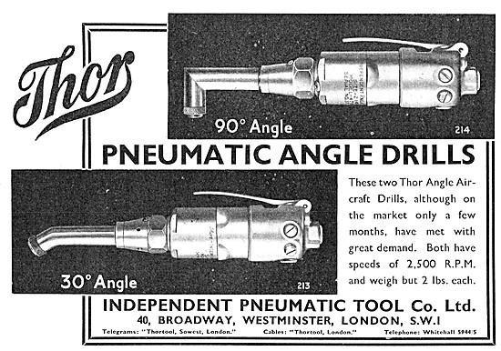 Independent Pneumatic - Thor Pneumatic Tools