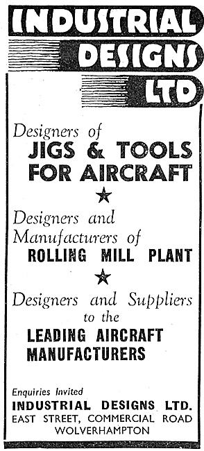 Industrial Designs Jigs & Tools For Aircraft