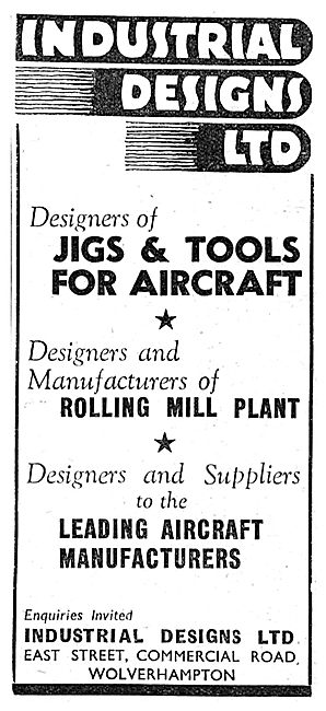 Industrial Designs Jigs And Tools For Aircraft