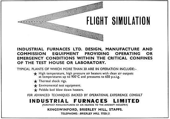 Industrial Furnaces.