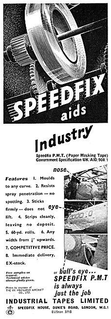 Industrial Tapes : Speedfix Papare Masking Tape