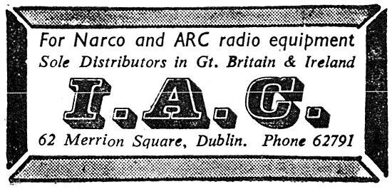 Irish Air Charter - Narco ARC Radio