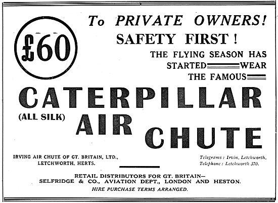 Irvin Air Chute Parachute. - Selfridges