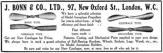J.Bonn & Co. Prototypers, Model Makers & Propellers