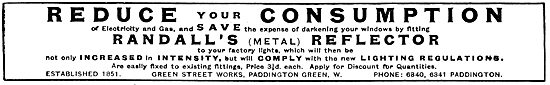 J H Randall & Co - Sheet Metal Work