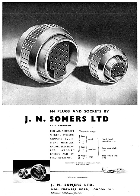 J.N.Somers Electrical Components