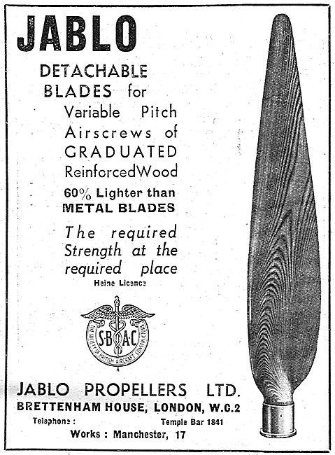 Jablo Propellers