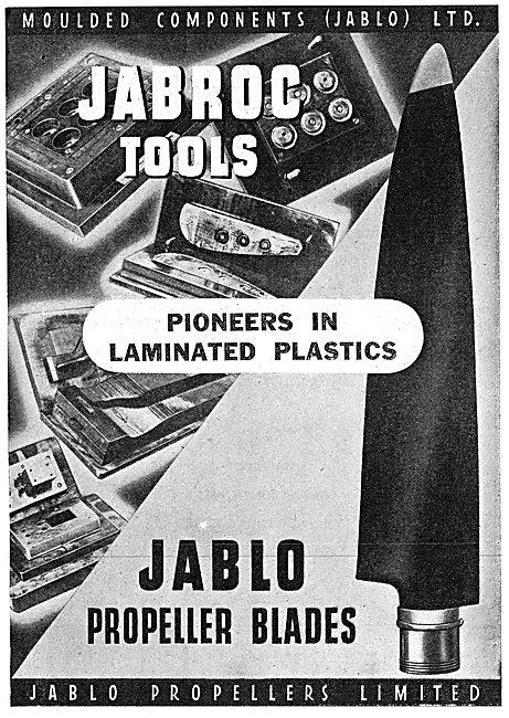 Jablo Propeller Blades - Jabroc Tools