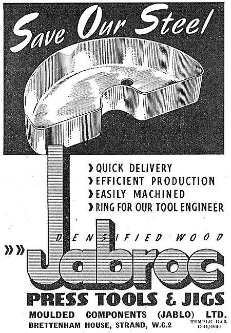 Jablo - Jabroc Press Tools & Jigs