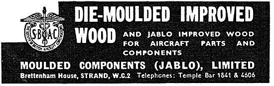 Jablo Die-Moulded Improved Wood