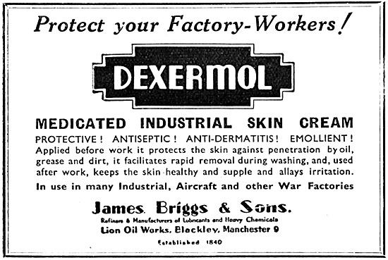 Briggs Dexermol Industrial Skin Cream