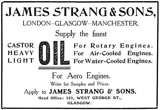 James Strang & Sons - Castor Oil Suppliers
