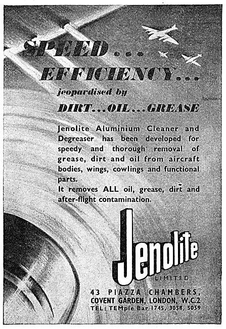 Jenolite Aluminium Cleaner & Degreasant
