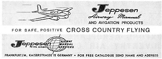 Jeppesen Airways Navigation Charts & Manuals