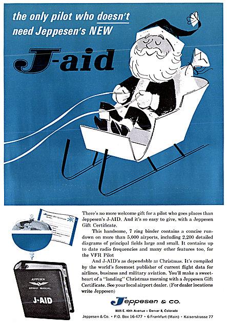 Jeppesen J-Aid Chart Service