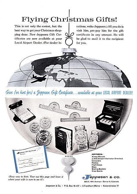 Jeppesen Pilot Supplies